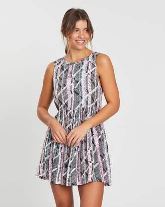 Volcom Get To Steppin Dress