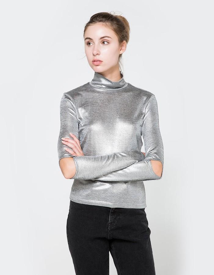 Rock Top in Silver