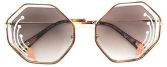 Chloé Eyewear Poppy sunglasses