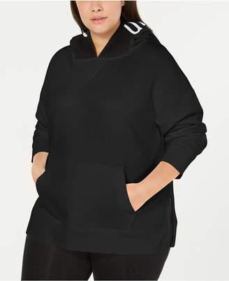 Calvin Klein Plus Size Logo Hoodie