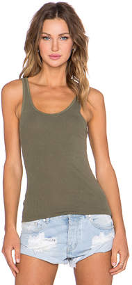 James Perse The Daily Racer Tank