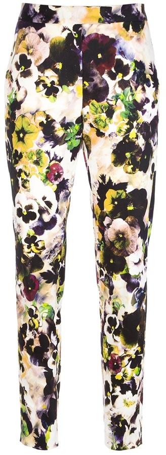 Paul Smith floral trouser
