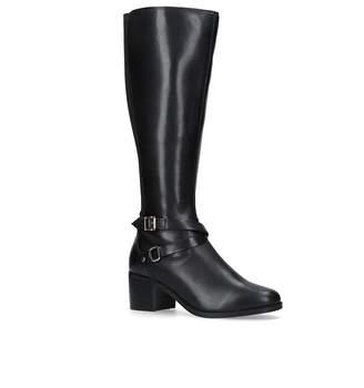 Nine West 'Raleigh' Mid Heel Knee Boot