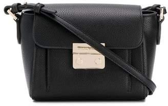 Emporio Armani foldover top crossbody bag
