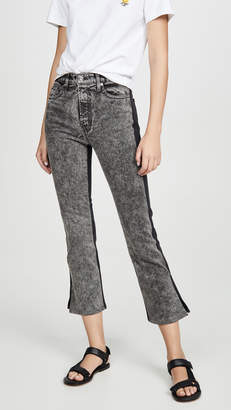 Proenza Schouler PSWL Colorblock Split Jeans