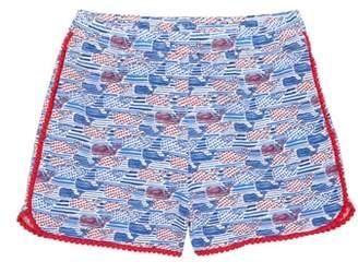 Vineyard Vines Stars & Stripes Pull On Shorts