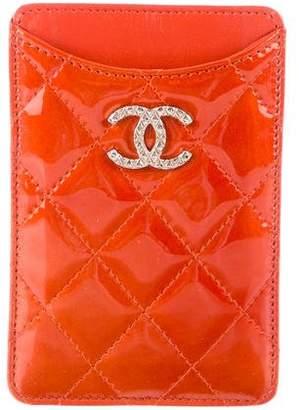 Chanel Brilliant CC Phone Pouch