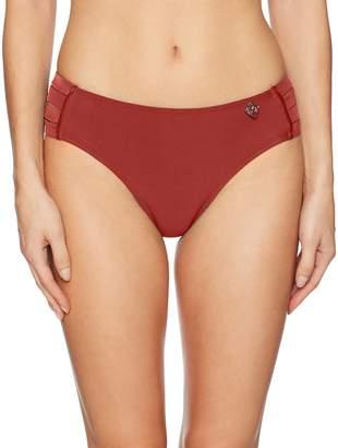 4e7835c739 Body Glove Women s Smoothies Nuevo Contempo Full Coverage Bikini Bottom
