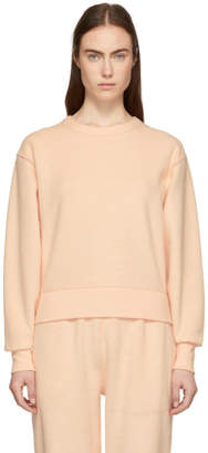 Rag & Bone Pink Inside Out Sweatshirt