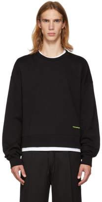 Cmmn Swdn Black Tron Sweatshirt