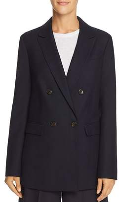 Elizabeth and James Sterling Double-Breasted Blazer