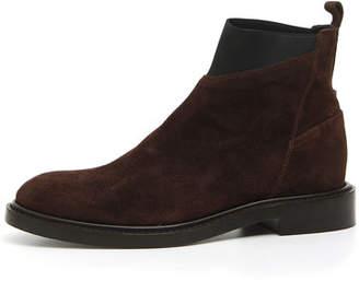 Valentino Men's Suede Chelsea Boots