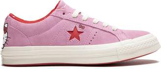 Converse One Star Kitty sneakers