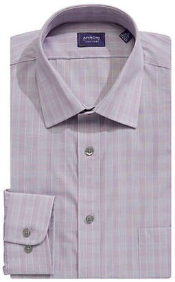 Arrow Long-Sleeve Broadcloth Dress Shirt