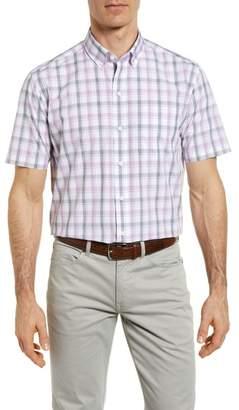 Cutter & Buck Griffen Non-Iron Plaid Sport Shirt