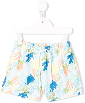 Trunks Knot Jungle swim shorts