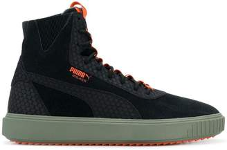 Puma Breaker high-top sneakers