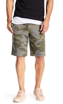 Public Opinion Camo Drawstring Lounge Shorts
