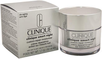 Clinique Smart Night Custom 1.7Oz Repair Moisturizer For Dry/Very Dry Skin