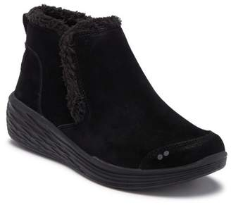 Ryka Namaste Faux Fur Lined Ankle Boot