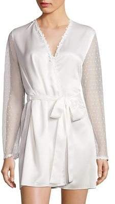 Flora Nikrooz Showstopper Venise Lace Robe