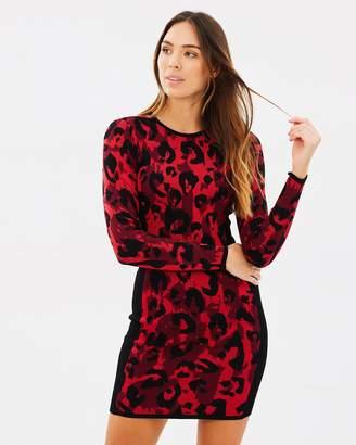 Karen Millen Knitted Pencil Dress