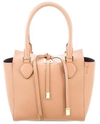 Michael Kors Leather Miranda Tote