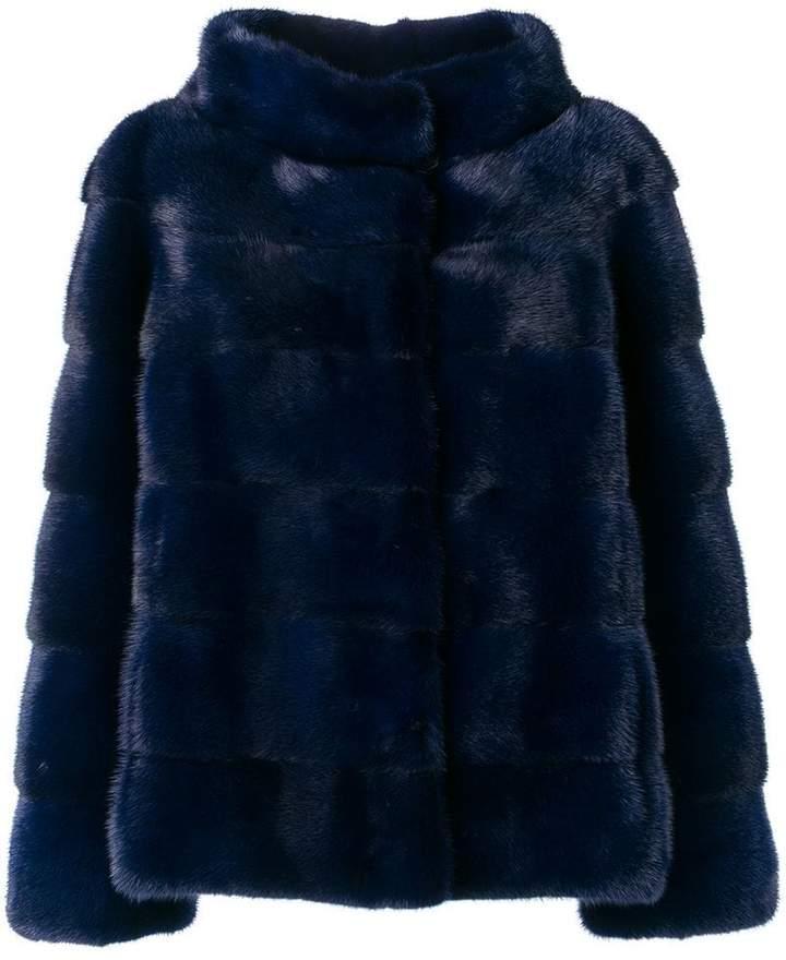 Liska Philippa fur jacket