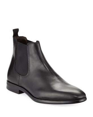a. testoni a.testoni Leather Chelsea Boot