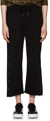 NSF Women's Kobe Side-Snap Cotton Sweatpants