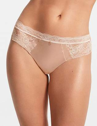 Marks and Spencer Silk & Lace Brazilian Knickers