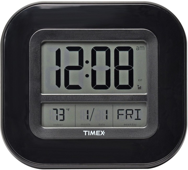 Acurite AcuRite Atomic Digital Clock (75322T)