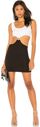 KENDALL + KYLIE Cut Out Mini Dress