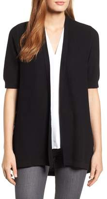 Chaus Elbow Sleeve Cardigan