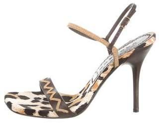 Casadei Single Strap Sandals