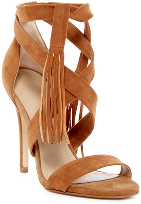 Marc Fisher LTD Lauren Tassel Sandal $169.95 thestylecure.com