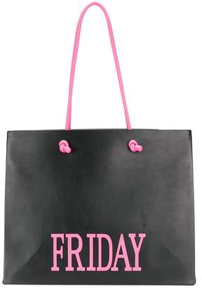 Alberta Ferretti Friday shopper bag