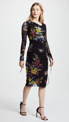 Diane von Furstenberg Ruched Dress