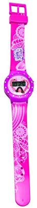 Disney Joy Toy 117011 Violetta LCD Watch with Rhinestones in Blister Pack