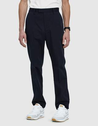 Acne Studios Chino Trouser in Dark Navy