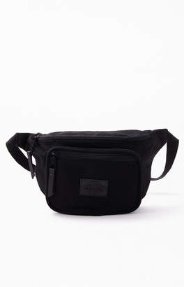 Dickies Black Canvas Fanny Pack