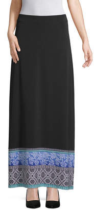 East Fifth east 5th A Womens Long Maxi Skirt