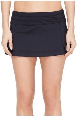 Jantzen - Jantzen Sport Solids Stability Skirted Bottom Women's Swimwear $64 thestylecure.com