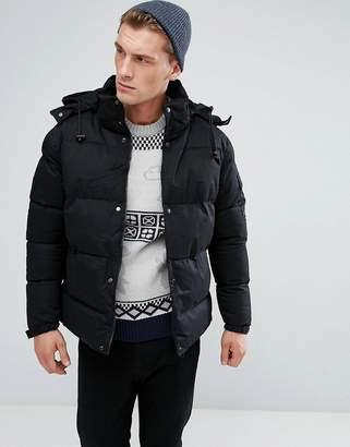 Bellfield Hooded Padded Jacket