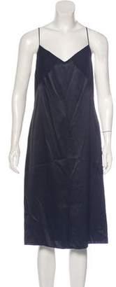 Rag & Bone Silk Midi Slip Dress