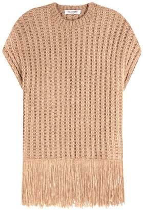 Valentino Knitted silk sweater