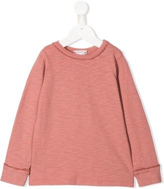 Bonpoint long sleeve sweatshirt