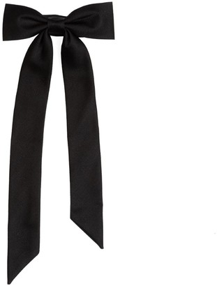 The Tie Bar Grosgrain Neck Bow