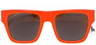Stella McCartney embellished square sunglasses