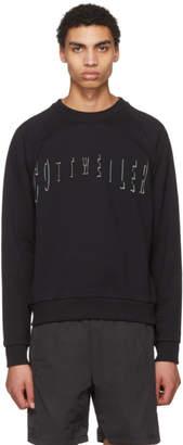 Cottweiler Black Logo Signature 2.0 Sweatshirt
